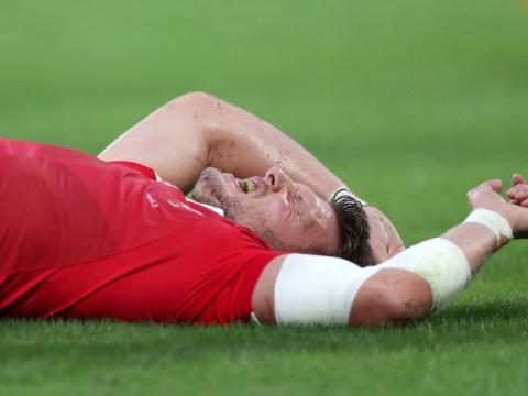 Dan Biggar injury could leave Wales scrambling at fly-half