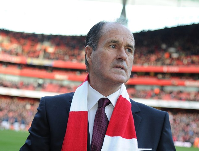 George Graham is worried Arsenal are not improving fast enough