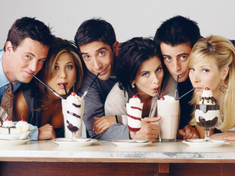 Jennifer Aniston reveals all Friends castmates were at recent reunion as she lifts lid on behind the scenes