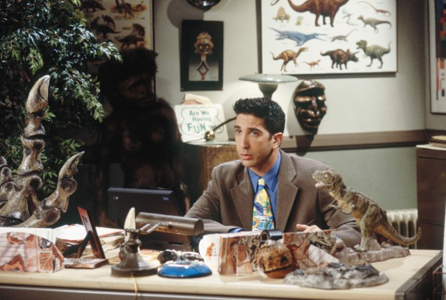 David Schwimmer was 'unappreciated as Ross Geller in Friends'