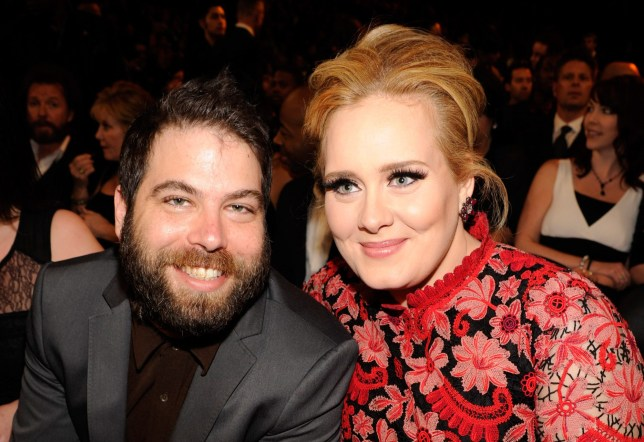 Adele's ex-husband Simon Konecki 'agrees to joint custody' of son Angelo following divorce