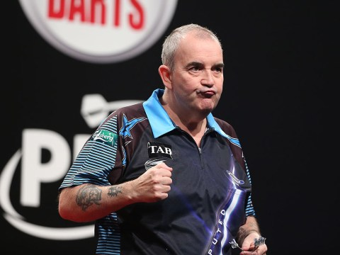 Gary Anderson and Wayne Mardle disagree on likelihood of Phil Taylor comeback to darts