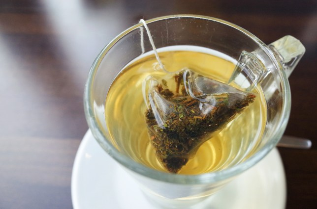 Which tea bags have plastic in them?