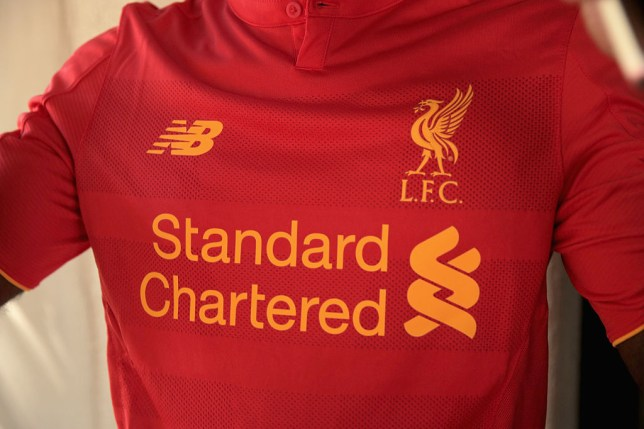 New Balance trying to block Liverpool's mammoth new Nike kit deal