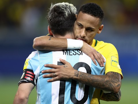 Lionel Messi reveals disappointment at Barcelona's failed bid to re-sign Neymar