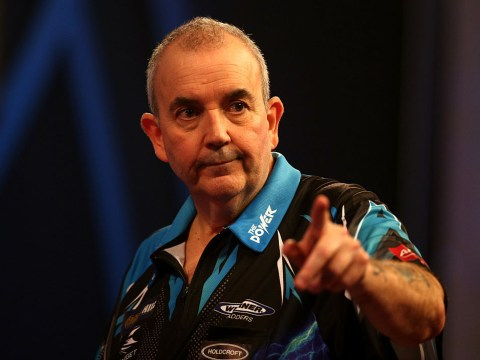 Phil Taylor teases remarkable comeback to darts thanks to his fancy new arrows