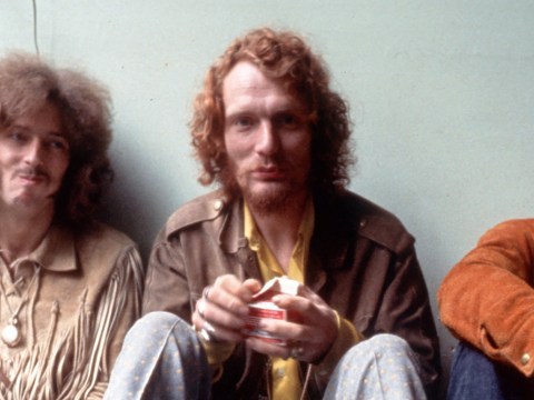 Cream drummer Ginger Baker is critically ill in hospital