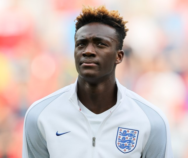 Tammy Abraham has played twice for England and is a regular for the U21s but has not appeared for the senior team since 2017