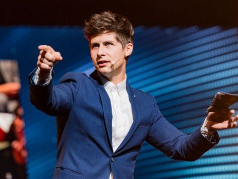Magician Ben Hanlin to work his magic on Dancing On Ice 2020