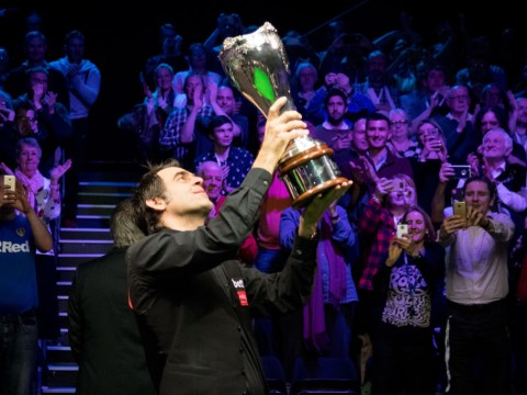Ronnie O'Sullivan reflects on 'one of his proudest moments' ahead of his first event of the season