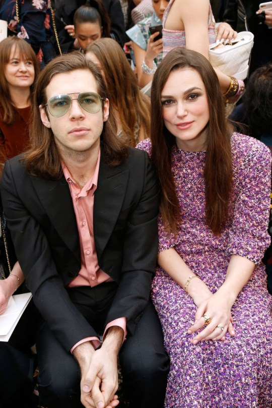 Keira Knightley gives birth to second child with husband ...