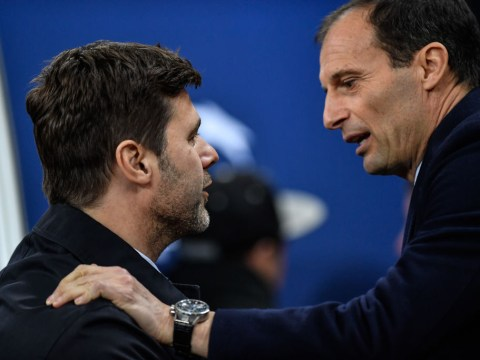 Max Allegri ready to replace Mauricio Pochettino if he quits as Tottenham manager