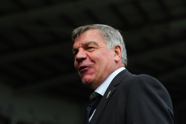 Sam Allardyce has backed Everton to finish above Manchester United and Chelsea
