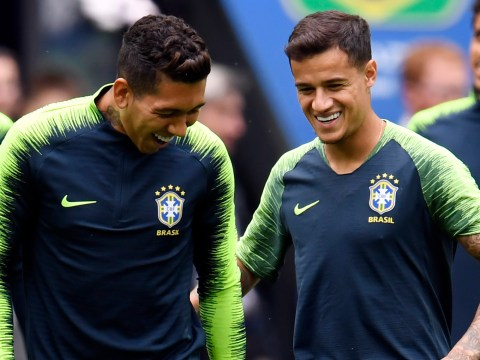 Philippe Coutinho reveals conversation with Liverpool star Roberto Firmino before Bayern Munich move