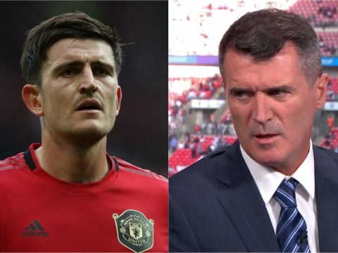 Roy Keane reveals his two concerns over Harry Maguire at Manchester United