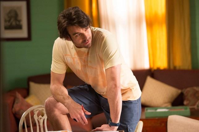 Rohan Nichol plays Ben