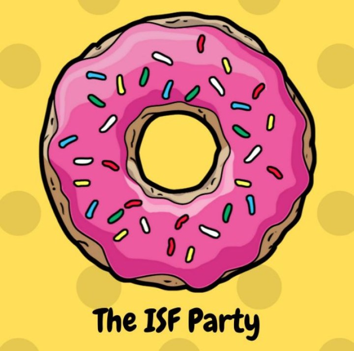 ISF Party logo