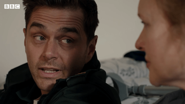Casualty review with spoilers: Emotional scenes as Iain leaves the ED