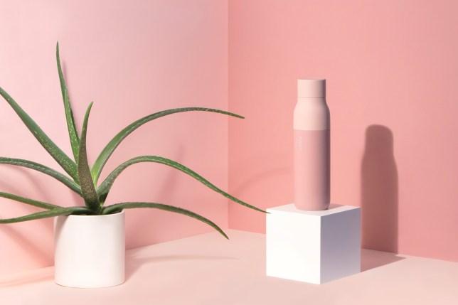 LARQ Bottle Himalayan Pink-7255