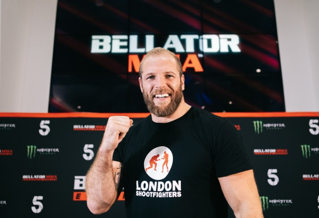 Haskell will make his pro debut next year (Bellator MMA/Lee Hamilton-Cooper)