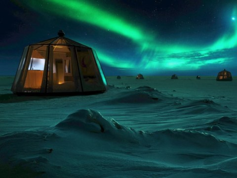 You can now stay in a dreamy igloo hotel in the North Pole for £83,000 a night