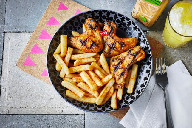 nando's tests out cheaper lunch menu