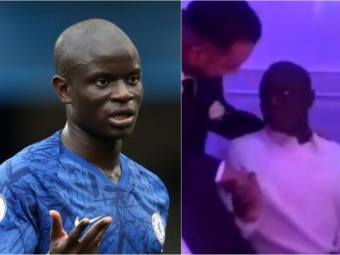Chelsea midfielder N'Golo Kante responds to fan who tells him to join Liverpool