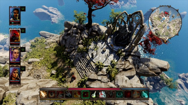 Game Review Divinity Original Sin Ii On Switch Still