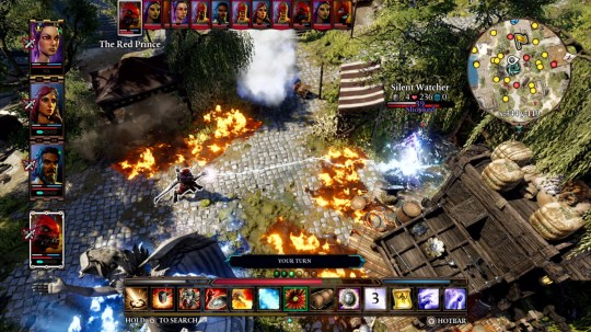 Game review: Divinity: Original Sin II on Switch still
