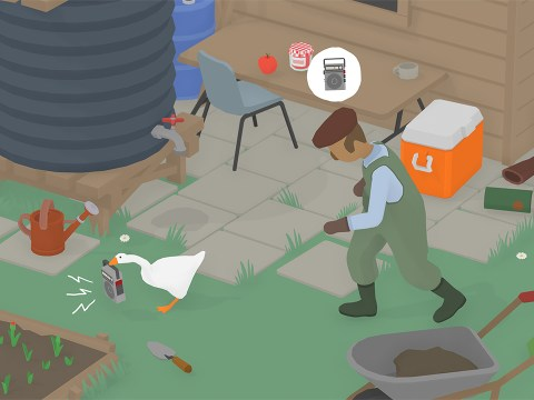 Why I love being a horrible goose: the joys of Untitled Goose Game – Reader's Feature
