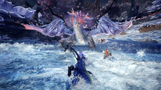 Monster Hunter World: Iceborne (PS4) - you'll never hunt alone