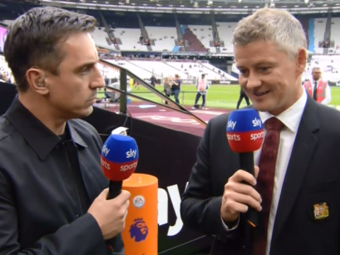 Ole Gunnar Solskjaer needs to be 'selfish' in January transfer market or he'll be sacked, warns Gary Neville