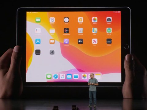 Apple just updated its cheapest iPad ready for iPadOS