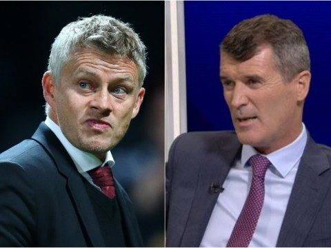 Ole Gunnar Solskjaer responds to Roy Keane saying he's 'fuming' with his Manchester United players