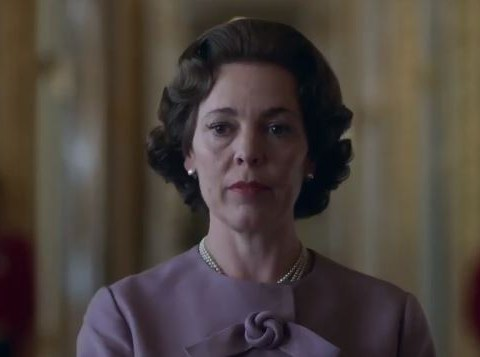 Claire Foy regenerates into Olivia Colman in first look scene from The Crown season 3