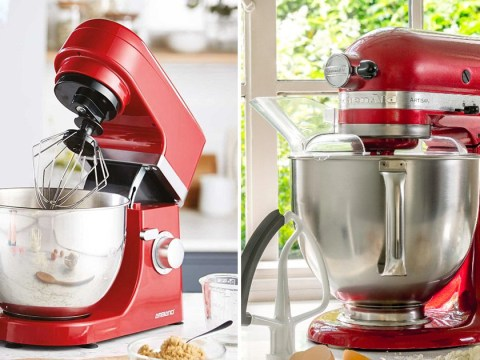 Aldi is selling Bake Off KitchenAid stand mixer dupes for under £50