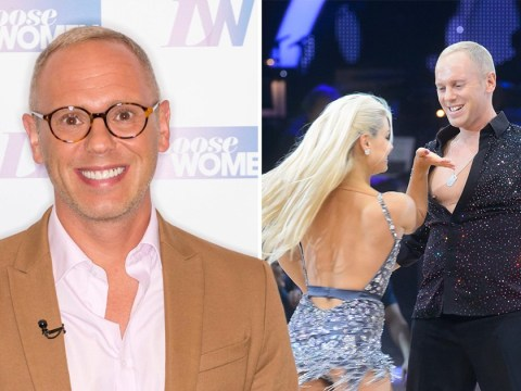 Judge Rinder admits to lying about 'dreaming' of making Blackpool week on Strictly