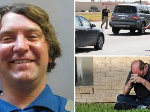 First picture of Texas gunman who killed 7 and injured 22 during mass shooting