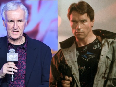 James Cameron is keen for Terminator: Dark Fate trilogy