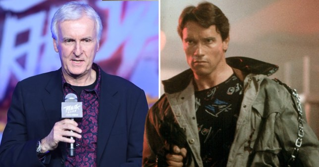 James Cameron says the movie could become 'a three film arc'.