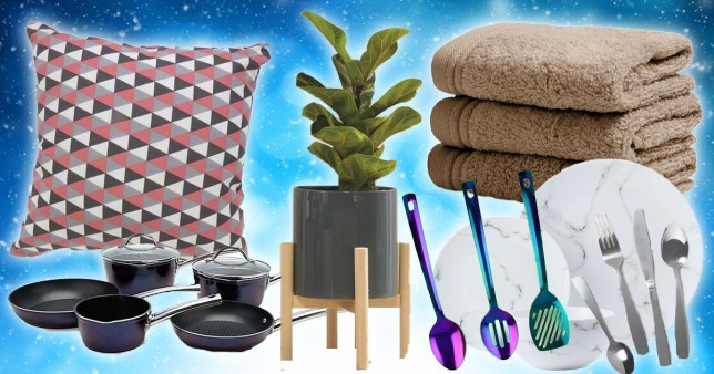 Best back to uni homeware deals