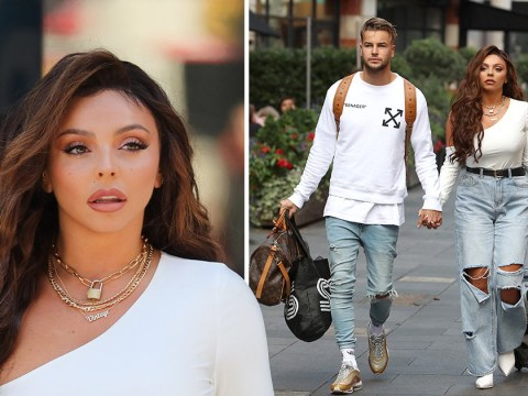 Little Mix's Jesy Nelson matches with boyfriend Chris Hughes after he gets savage with 'ugly' troll