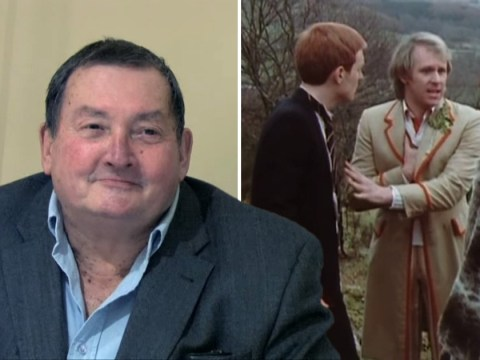 Doctor Who writer Terrance Dicks, who penned over 35 episodes, dies aged 84 after short illness