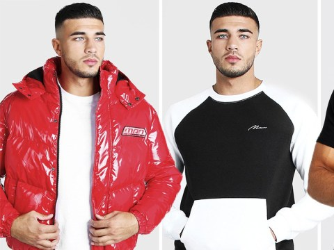 Tommy Fury 'won't change himself for anybody' as Love Island star teams up with boohooMAN