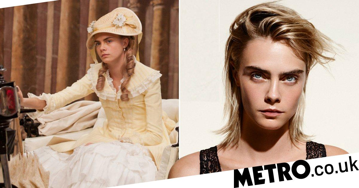 foto de Cara Delevingne says modelling 'f**ked' her acting ability | Metro ...