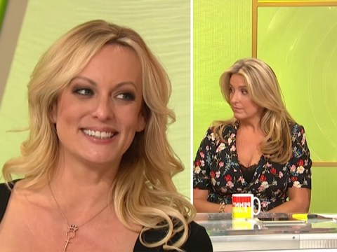 Loose Women stung with threats behind the scenes over controversial Stormy Daniels interview
