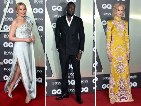 Kylie Minogue, Nicole Kidman and Naomi Campbell slay on red carpet at 2019 GQ Men Of The Year Awards
