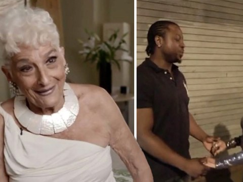 83-year-old grandma loves using Tinder to find younger men for casual sex