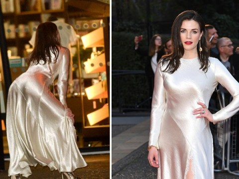 Aisling Bea twerks in the street with Andrew Scott AKA Hot Priest following raucous GQ Awards