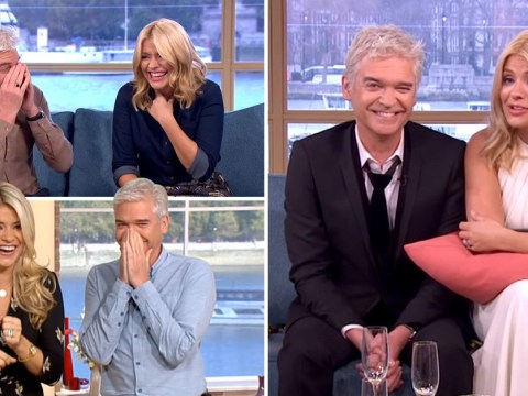 Holly Willoughby and Phillip Schofield's funniest moments as they celebrate 10 years presenting This Morning together